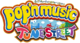 Pop'n music 19 TUNE STREET logo