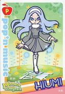 Hiumi card