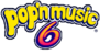 Pop'n Music 6 logo