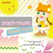 Pop'n music Sunny Park original soundtrack vol.2