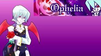 サビで突然架空の人名を叫び始めるかぼちゃ 「Ophelia」