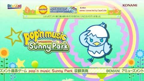 【pop'n music Sunny Park】existence(エレクトロポップン!MIX)