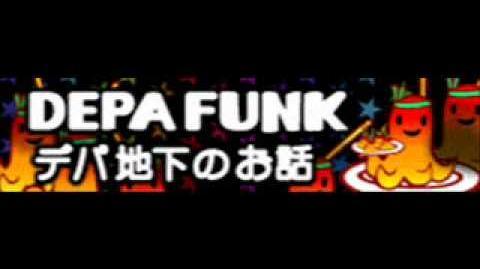 DEPA FUNK 「デパ地下のお話」