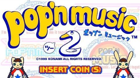 Pop'n music 2(アーケード)デモンストレーション「1080p60」