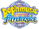 Pop'n Music 20 fantasia logo