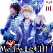 We are I-CHU! jacket