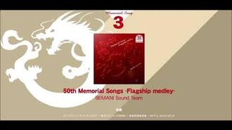 【50th Memorial】 50th Memorial Songs -Flagship medley-