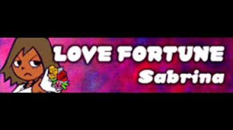 LOVE FORTUNE 「Sabrina」