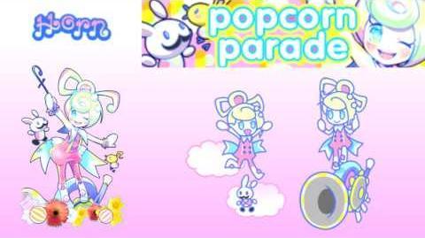 そよもぎ 「popcorn parade」