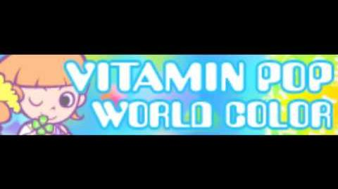 VITAMIN POP 「WORLD COLOR」