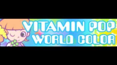 VITAMIN POP 「WORLD COLOR」