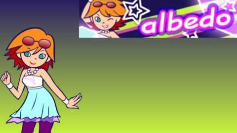 れみーくんとぷに電ちゃん。 「albedo」