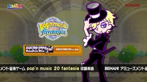 【pop'n music 20】Broadway Diva