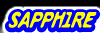 Sapphire banner