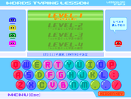 Pop'n Music Da Words Typing