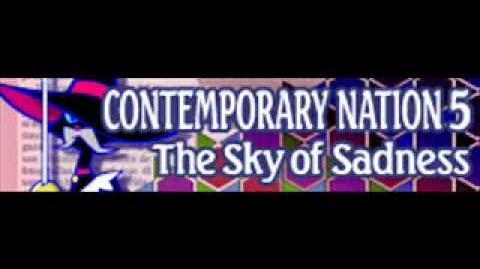CONTEMPORARY NATION 5 「The Sky of Sadness」