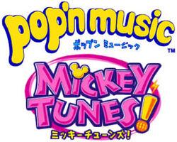 Pop'n music MICKEY TUNES