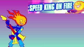 すのうまん 「SPEED KING ON FIRE」