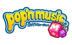 Pop'n Music M logo