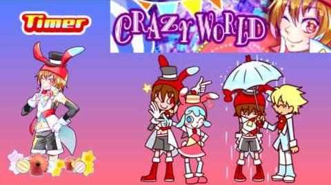 Sei☆shin 「CRAZY WORLD」