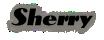 Sherry banner