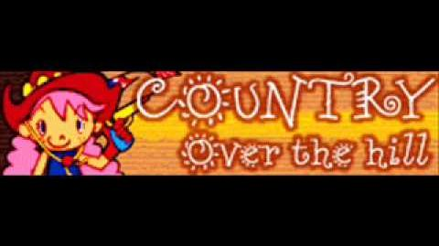 COUNTRY 「Over The Hill LONG」