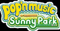 Pop'n Music Sunny Park logo