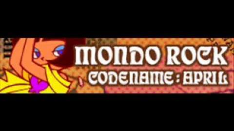 MONDO ROCK 「CODENAME-APRIL」