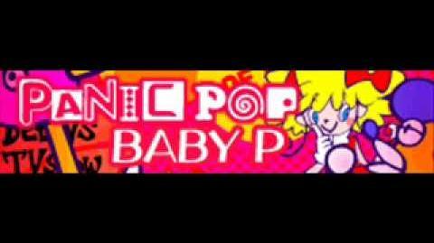 PANIC POP 「BABY P」