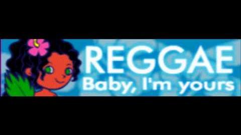 REGGAE 「Baby, I'm yours」-0