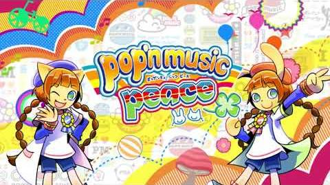 【pop'n music peace】 teaser movie