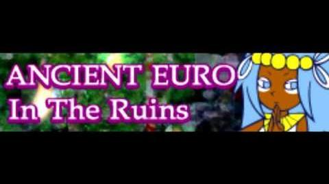 ANCIENT EURO 「In The Ruins LONG (precious housekeeper)」