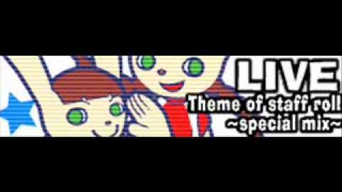 LIVE 「Theme of staff roll ~special mix~」