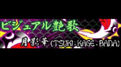 ビジュアル艶歌 「月影華 (TSUKI-KAGE-BANA) LONG」