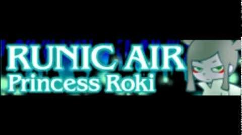 -RUNIC AIR- Akino - Princess Roki