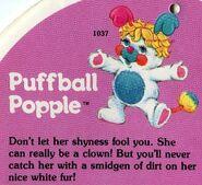 Puffballleaf