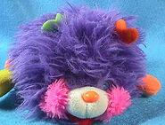 Purple puffling