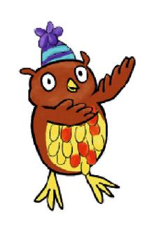 Owl (Poppy Cat) copy-0