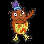 Owl (Poppy Cat)