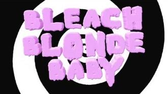 Poppy - Bleach Blonde Baby (Official Audio)