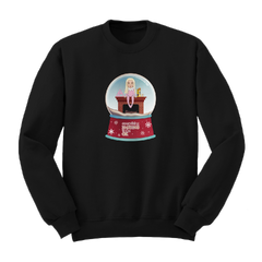 Snow Globe Crewneck Sweatshirt ($44.99 USD)