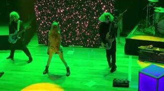 Poppy's Concert Finale for Am I a Girl tour, Metal & X, 2 27 19