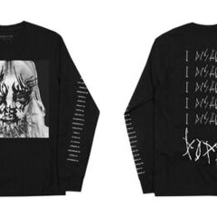I Disagree Tour US Longsleeve ($40.00 USD)