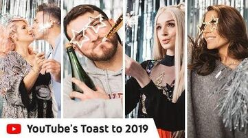 YouTube's Toast to 2019 — Q&A with Zane, Tati, Poppy and Mr
