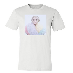 I'm Poppy Face Tee ($30.00 USD)