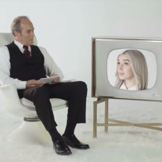The Interviewer with Poppy in