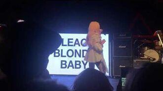 Poppy - Bleach Blonde Baby LIVE! (Am I A Girl? 2019 Tour)