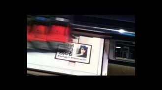 Playlist Live 2012 - Poppy's Sweet QR Code Business Card