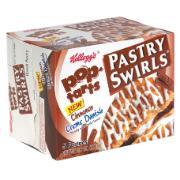 Cinnamon Creme Danish Pastry Swirls