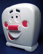 Milton the Toaster bank